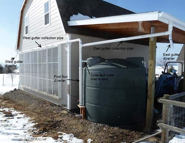 37 Awesome Diy Rainwater Harvesting Systems You Can