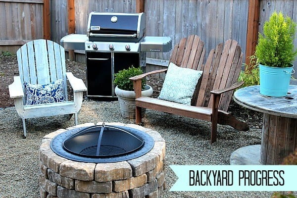 THE DIY SMALL FIRE PIT