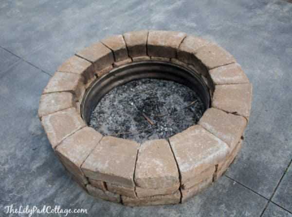 THE TABLETOP FIRE PIT