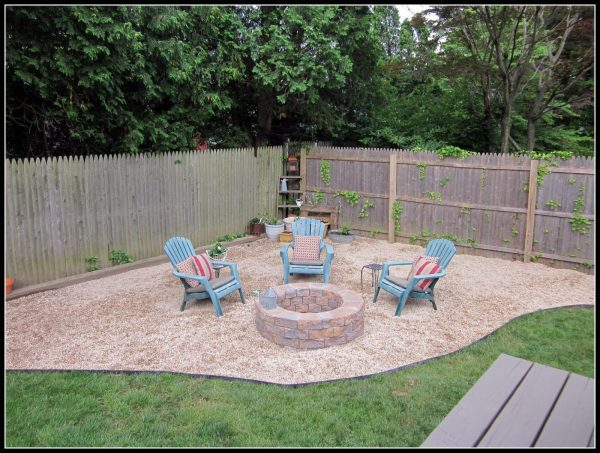 THE QUAINT ROUND FIRE PIT