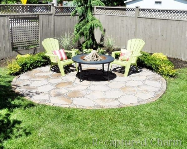 THE HOW-TO PATIO