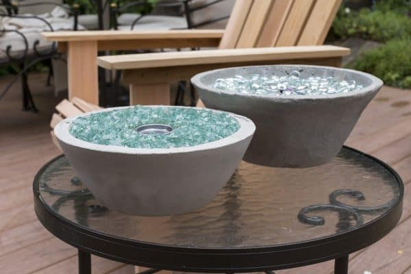 tABLE TOP DIY FIRE PIT plan