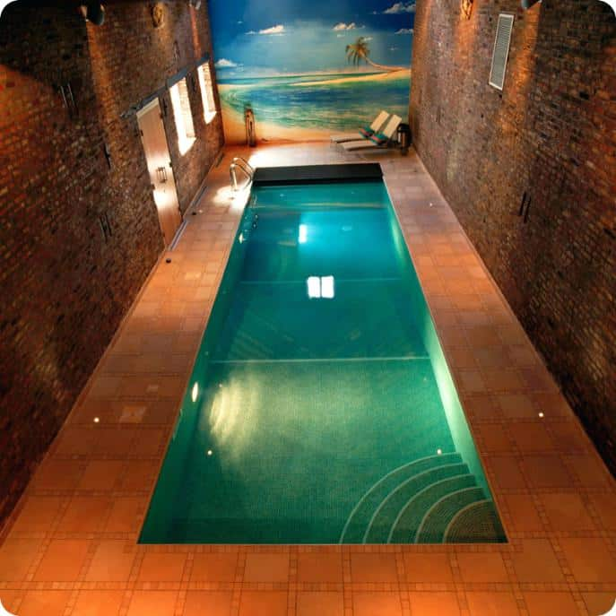 Home Design Ideas Outside: Indoor Swimming Pools That You Can Enjoy During Winter
