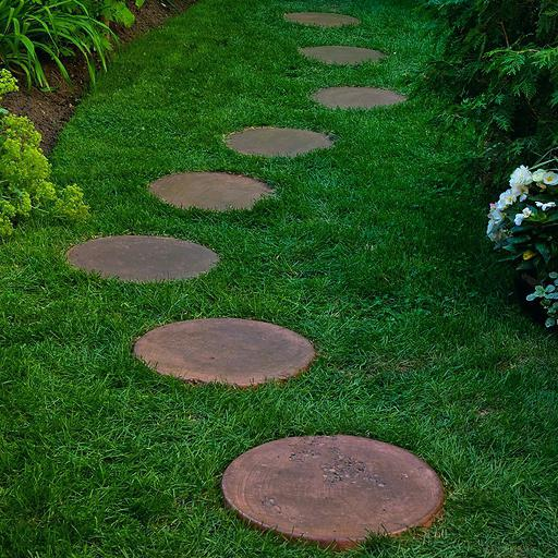 Making A Wonderful Garden Path Ideas Using Stones: 19 Stunning Garden Pathways That You Can Make On Your Own