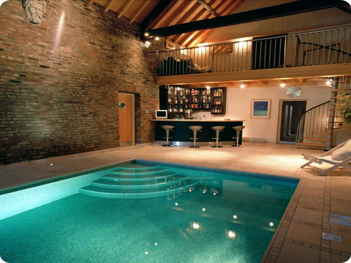 swimming pool party indoor swimming pool with bar e64e6e16dd89db0a