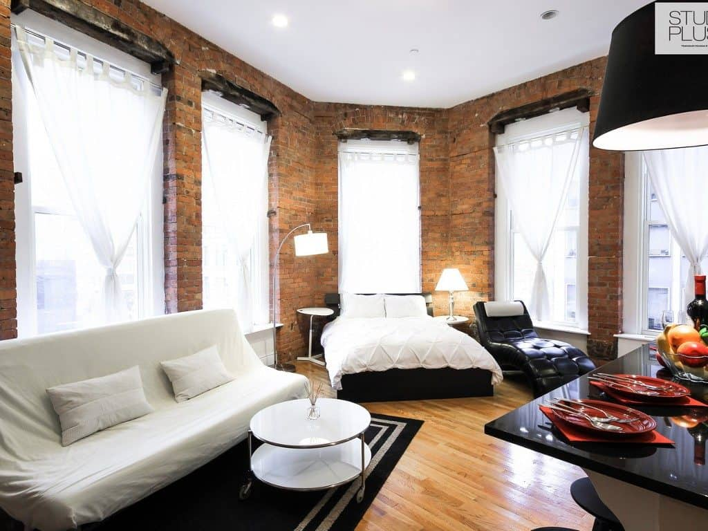 The Difference Between An Efficiency Apartment And A Studio Apartment