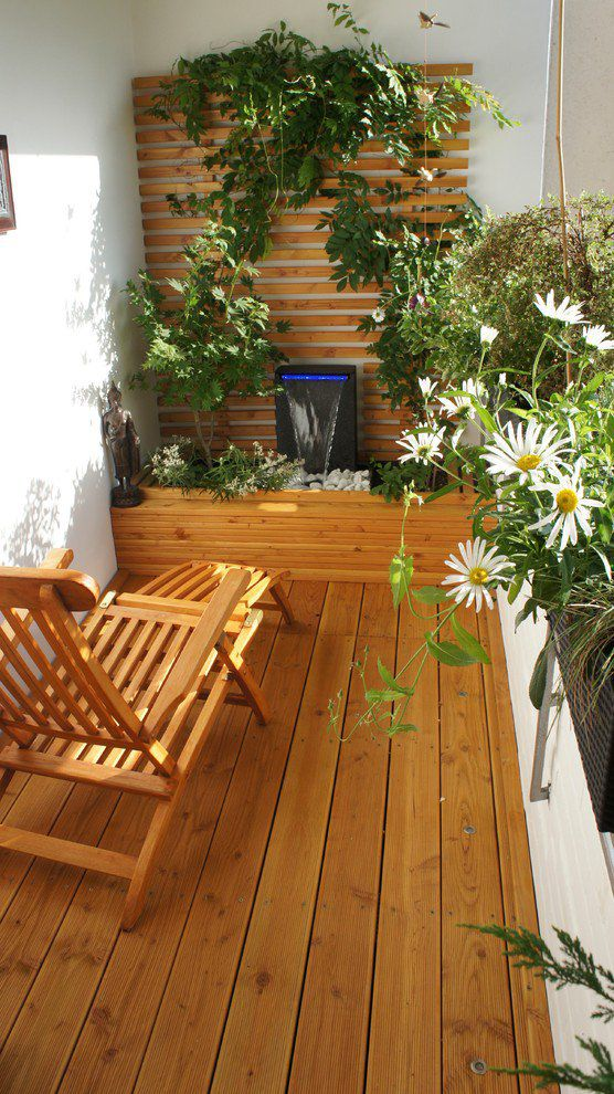 15 Engaging Asian Balcony Designs That Will Inspire You 4