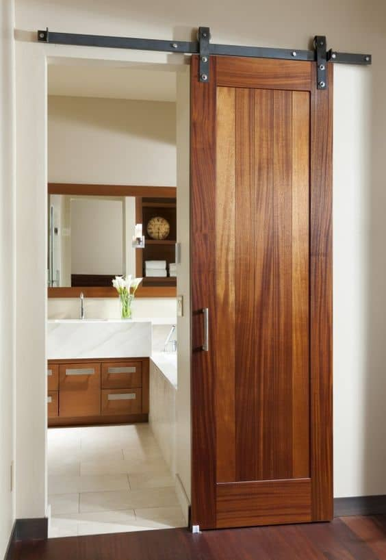 Replace Your Swinging Doors With Sliding Doors