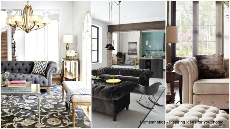 20 Super Modern Chester Sofas That Will Make Your Home Look Classy 1