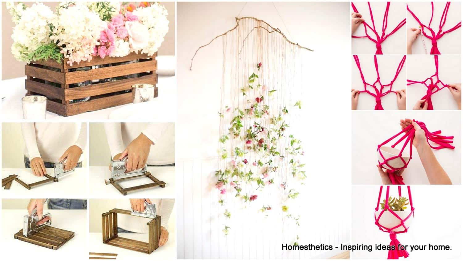 20 Wonderful DIY Home Decorations That Look Really