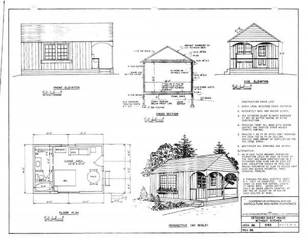 TENNESSEE CABIN PLANS