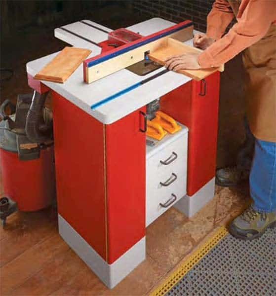 THE ULTIMATE ROUTER TABLE #2