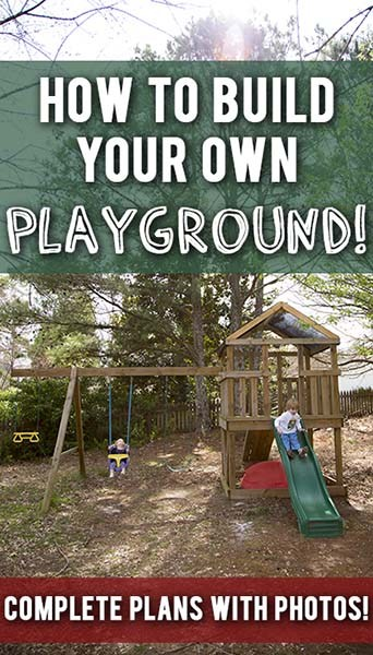 THE DIY PLAYGROUND