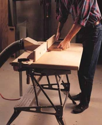 ROUTER TABLE-MATE
