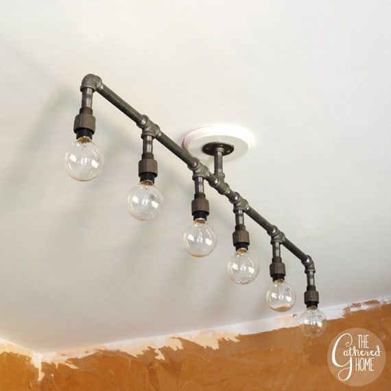 PLUMBING PIPE LIGHT