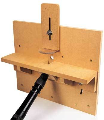 MOUNTED ROUTER TABLE