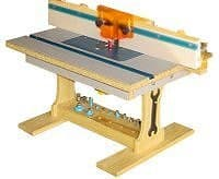 BASIC ROUTER TABLE PLANS