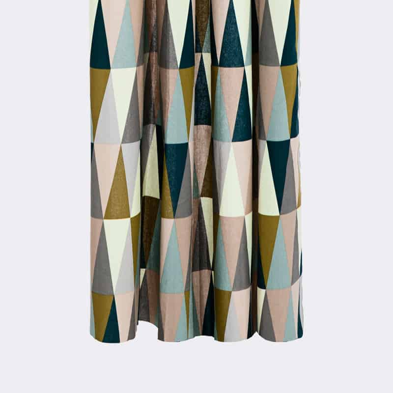 FERM LIVING SHOWER CURTAIN – SPEAR
