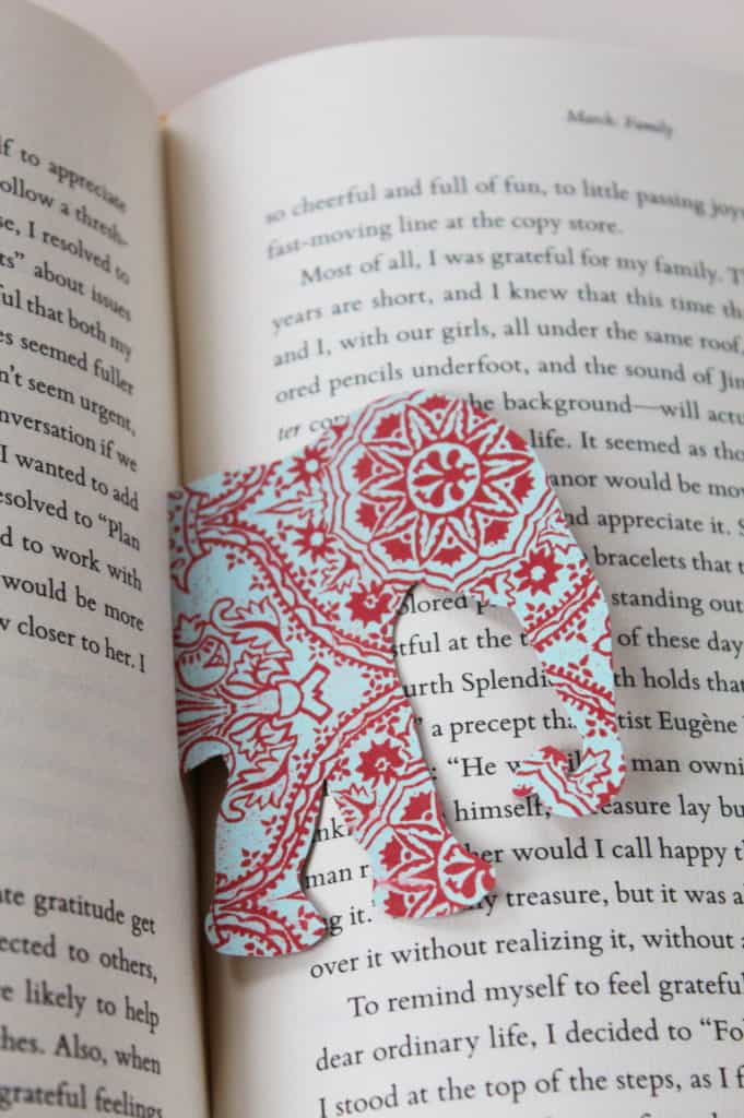 YOUR READING BUDDY BOOKMARK