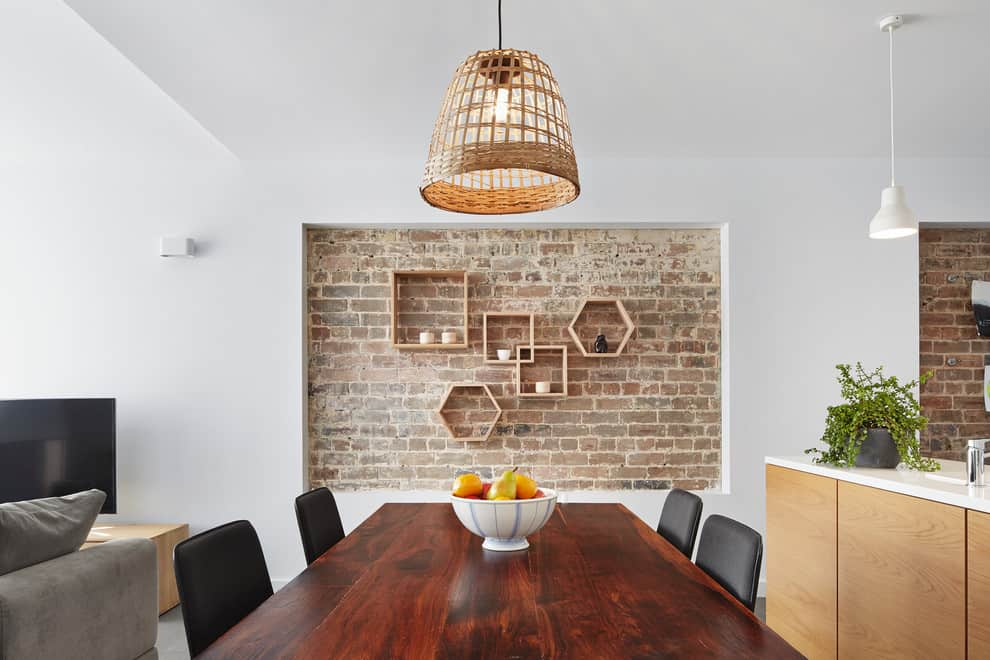 59 cool interiors with exposed brick walls 2