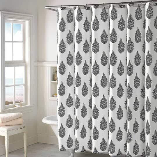 CELESTE SHOWER CURTAIN