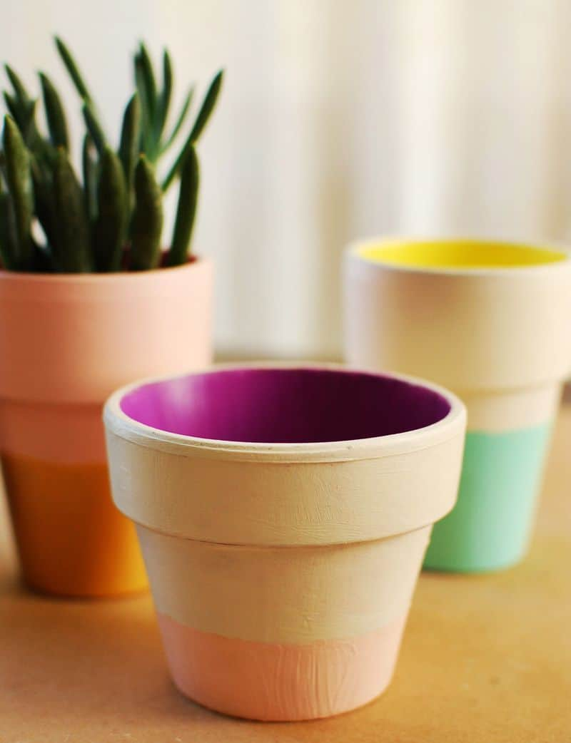20 Ideas On How To Reinvent Your Terracotta Pots With