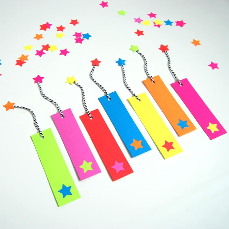 STARRY BOOKMARKS