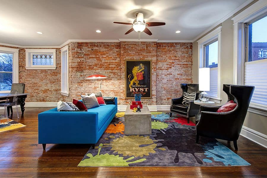 20 Exposed Brick Walls That Will Blow Your Mind