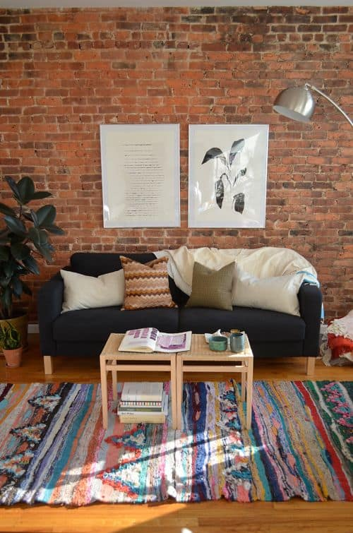 brick living room furniture. 20 exposed brick walls that will blow your mind  homesthetics inspiring ideas for your home