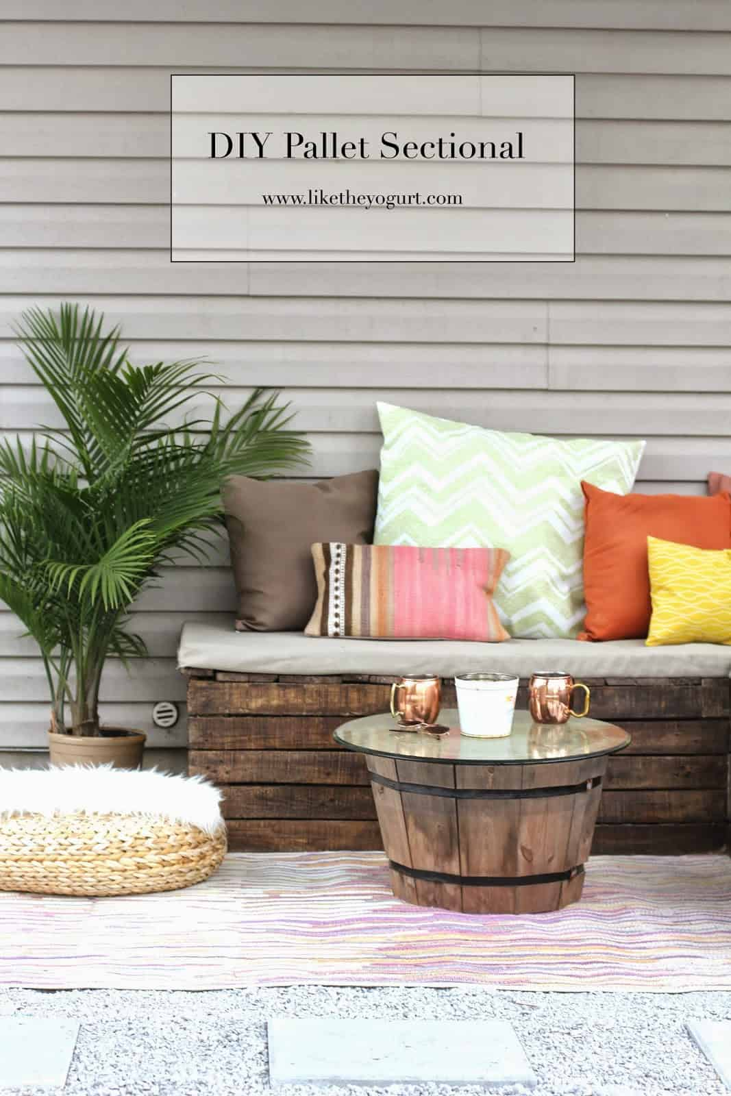 20 Remarkable Diy Outdoor Furniture On A Budget