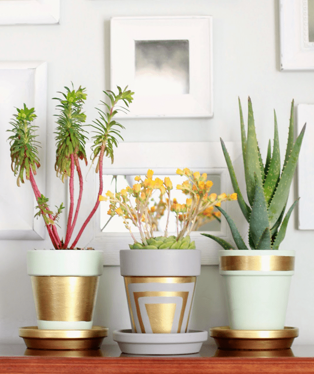 Diy Pot 26 Creative Things To Do With A Terracotta Pot Brit Co