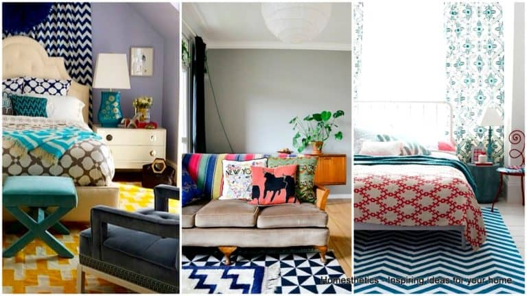 Excellent Design Ideas on How To Mix Patterns In Your Home Like A Pro