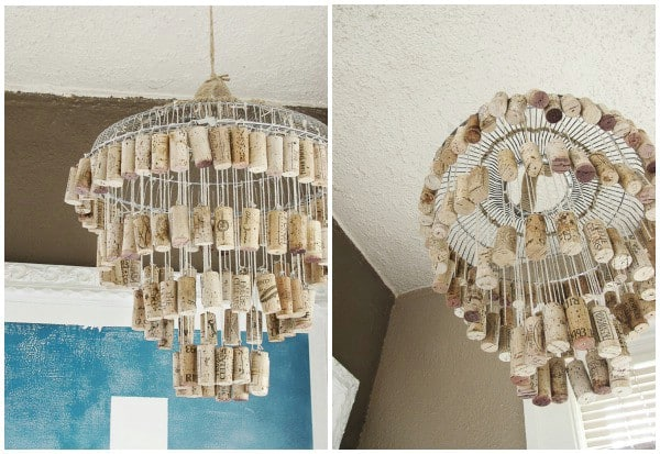 Homemade Chandelier Epic On Home Remodel Ideas with Homemade Chandelier