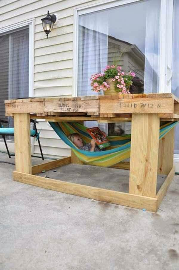 20 remarkable diy outdoor furniture on a budget for Pinterest diy outdoor furniture