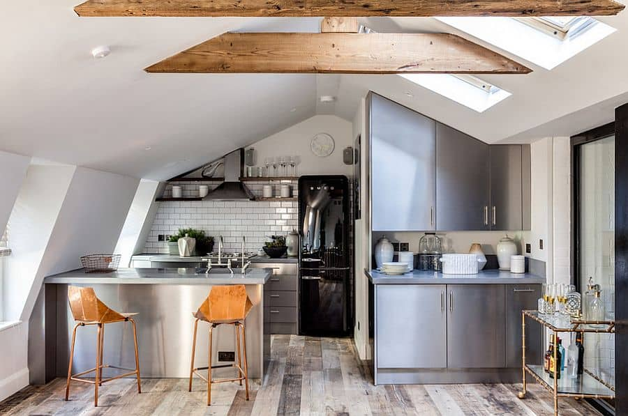 industrial kitchen design ideas astounding 100 awesome 12