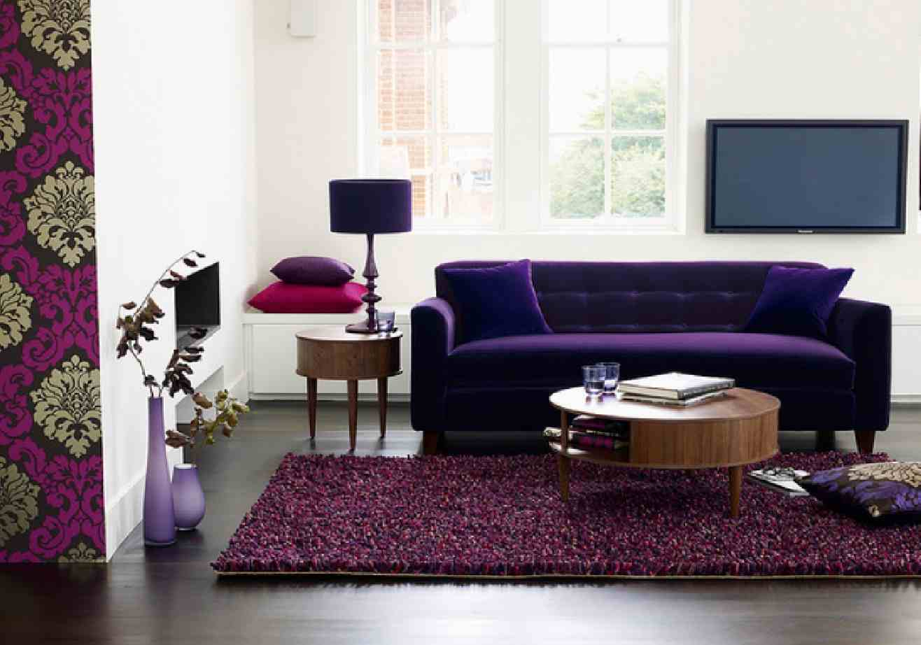 Ultra Violet Home Decor U2013 Pantoneu0027s Color Of The Year 2018