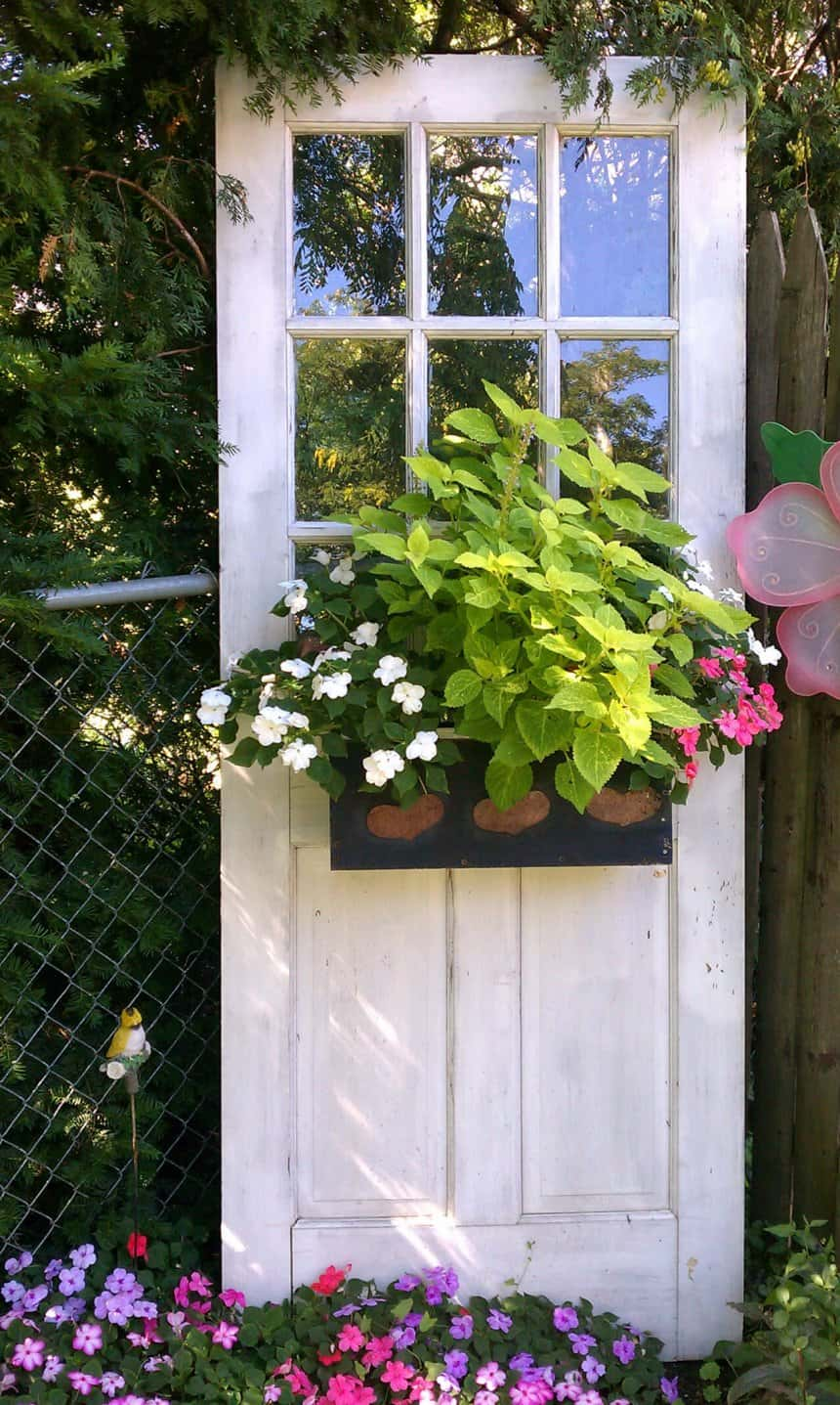 old door projects pinterest artistic and practical repurposed ideas garden doors barn wall hanging home decor decorating with vintage for windows make creative