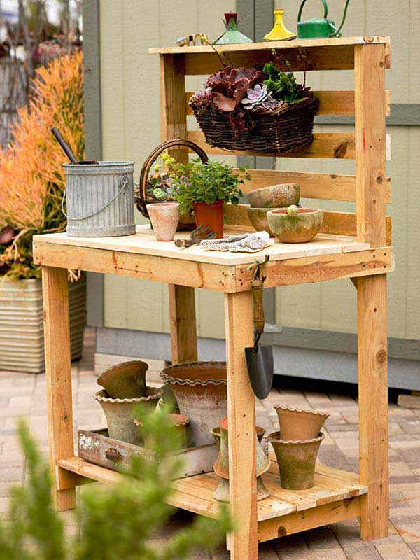 20 Remarkable DIY Outdoor Furniture On A Budget ...