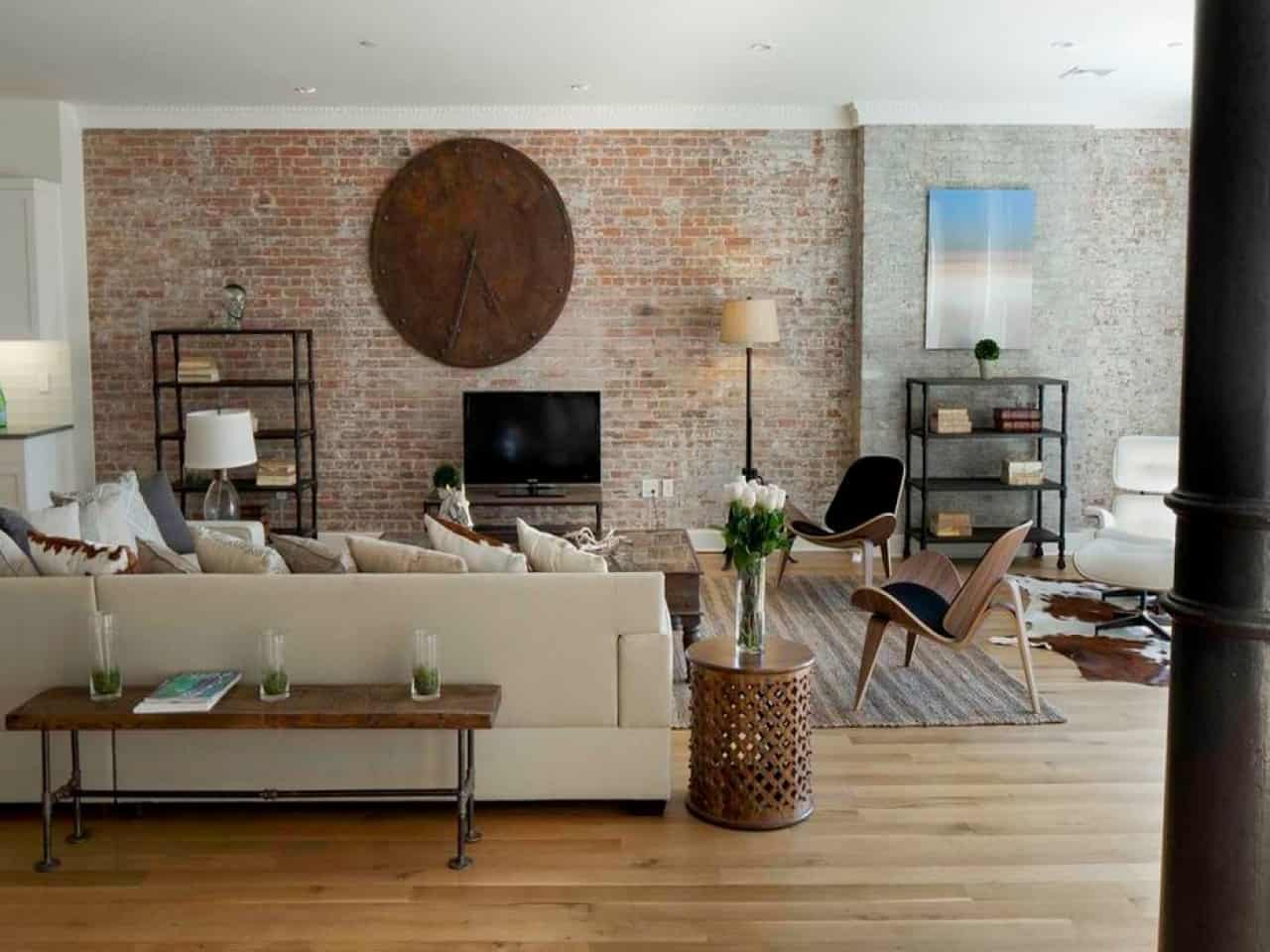 20 Exposed Brick Walls That Will Blow Your Mind ...