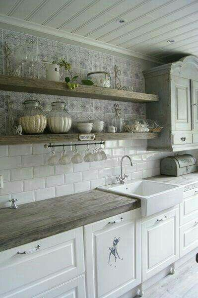 FARMHOUSE [APRON] STYLE SINK