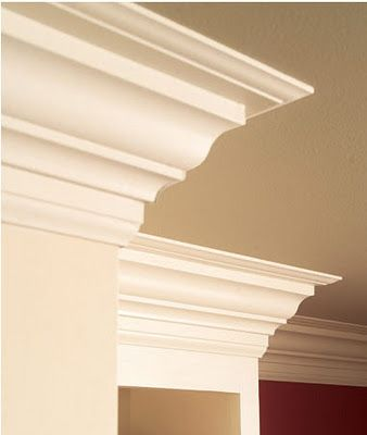 CROWN MOLDING FRAMES