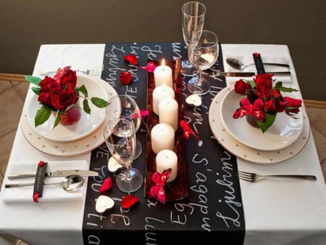 valentines day dinner valentine day romantic dinner table setting for two 7d46a0f35e4e6fda
