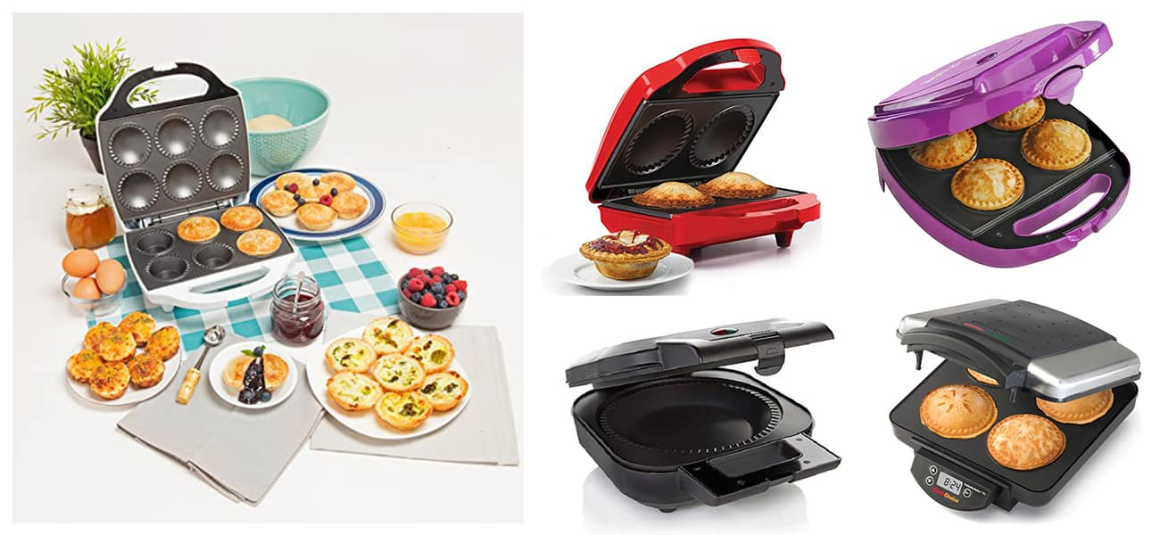 10 Best Personal Mini Pie Makers That Will Sweeten Your Party