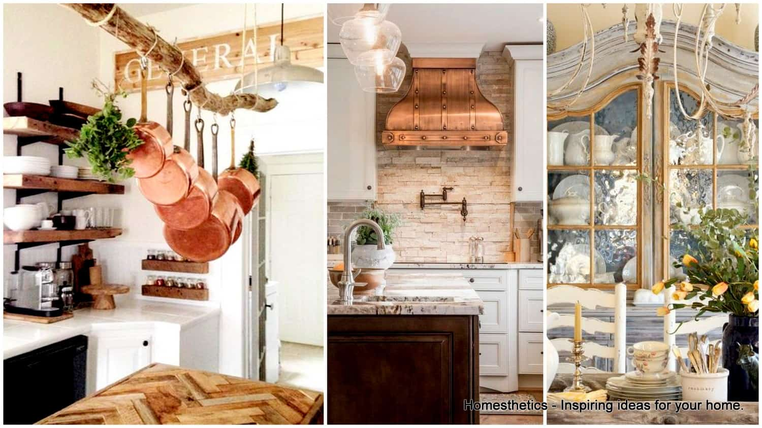 29 Ways to Materialize an Awe,Inspiring French Country Kitchen