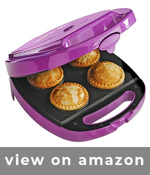http://www.amazon.es/s/?field-keywords=BabyCakes%20Non%20stick%20Coated%20Pie%20Maker