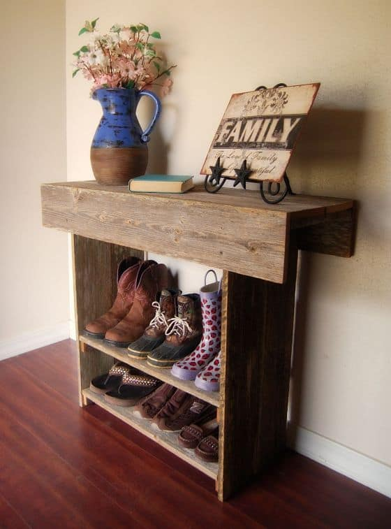 20 diy reclaimed wood projects that will add warmth to for Reclaimed wood sources