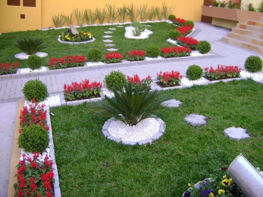 Garden Decorating Ideas With Pebbles Always In Trend Always In