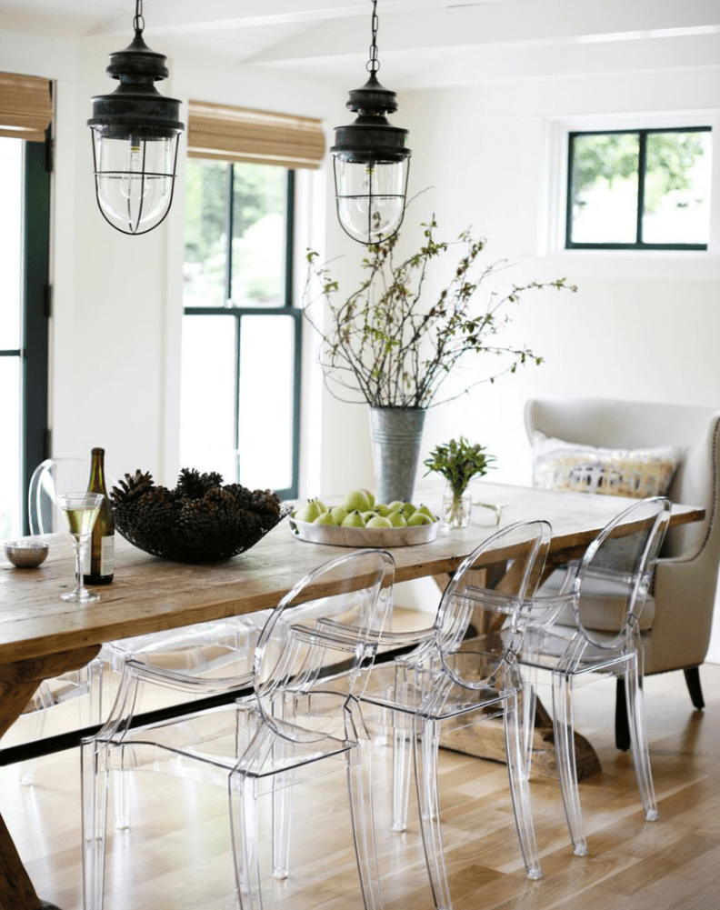 21 remarkable acrylic furniture ideas for a spacious home for Best home decor amazon