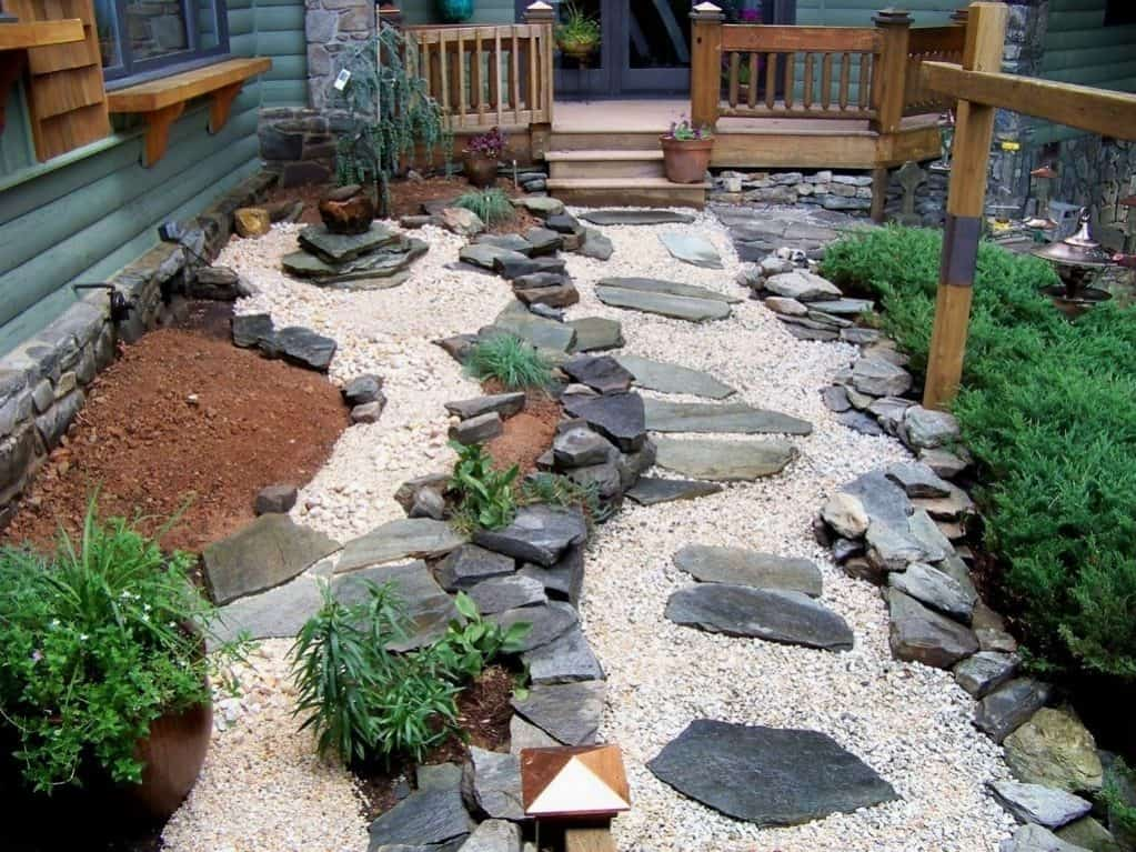 rock garden patio ideas patio ideas and patio design inside landscaping rocks and stones types of landscaping rocks and stones