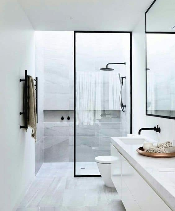 Walk-in Showers 101 | Pros & Cons, Tips & Tricks, Design Ideas